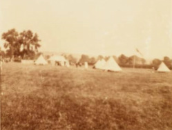 Scout Camp August 1913